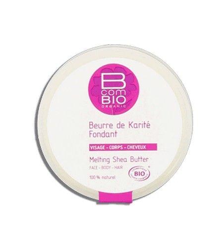 B com bio beurre de karit fondant - Beurre de karite utilisation ...