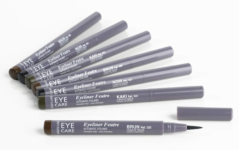 Eye Care Eyeliner Feutre 0.8ml Kaki