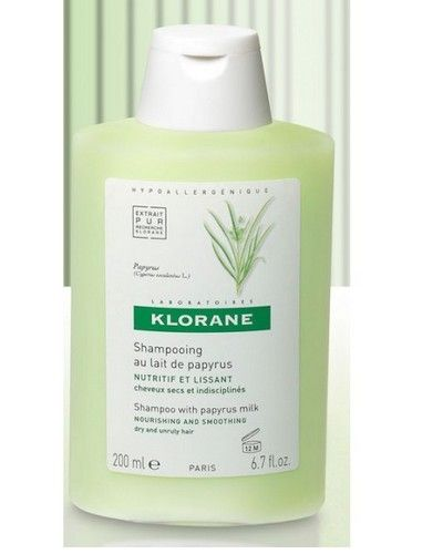 Klorane Shampooing Nutritif Lissant Papyrus