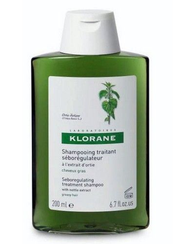Klorane Shampooing Ortie 200ml