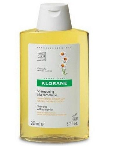 Klorane Shampooing Reflets Dorés Camomille