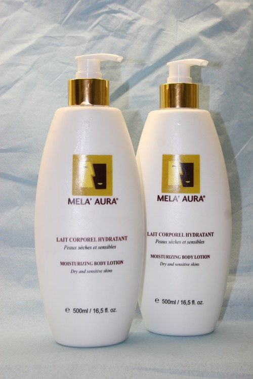 Mela 'aura : Lait Corporel (Lot De 2 x 500ml)