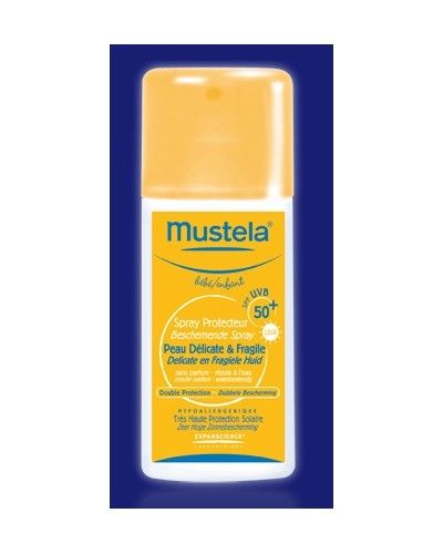 Mustela Spray Peau Delicate Et Fragile Spf 50+100ml