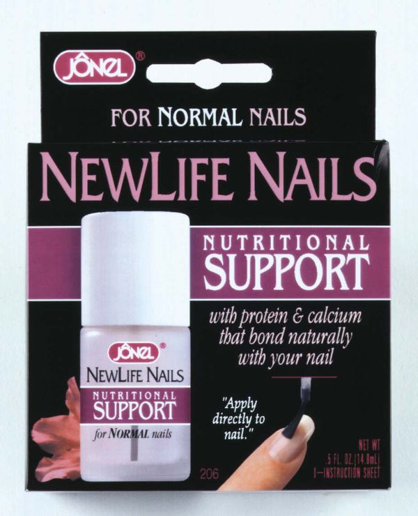 New Life Pour Ongles Normaux