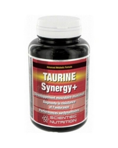 Scientec Nutrition Taurine Synergy + 90 Gélules