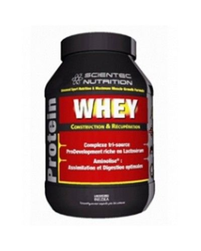 Scientec Nutrition Whey Protein 750g