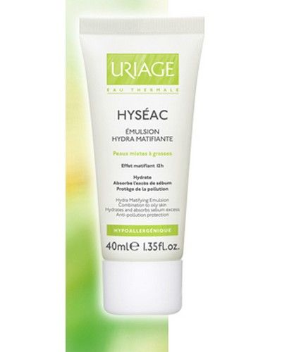 Uriage Hyseac Emulsion Hydra-matifiante