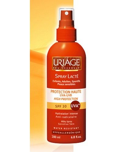 Uriage Spray Lacté Spf 30 200ml